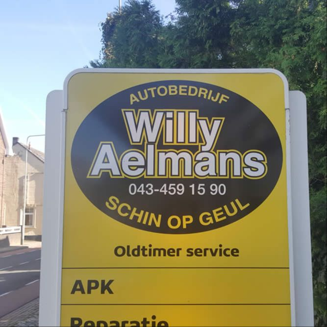 Autobedrijf Willy Aelmans