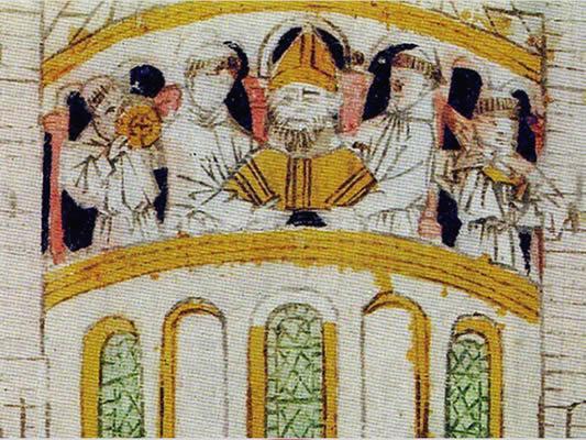 Tentoonstelling Op Heiligdomsvaart naar Maastricht
